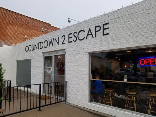 Countdown2Escape will be closed until further notice
